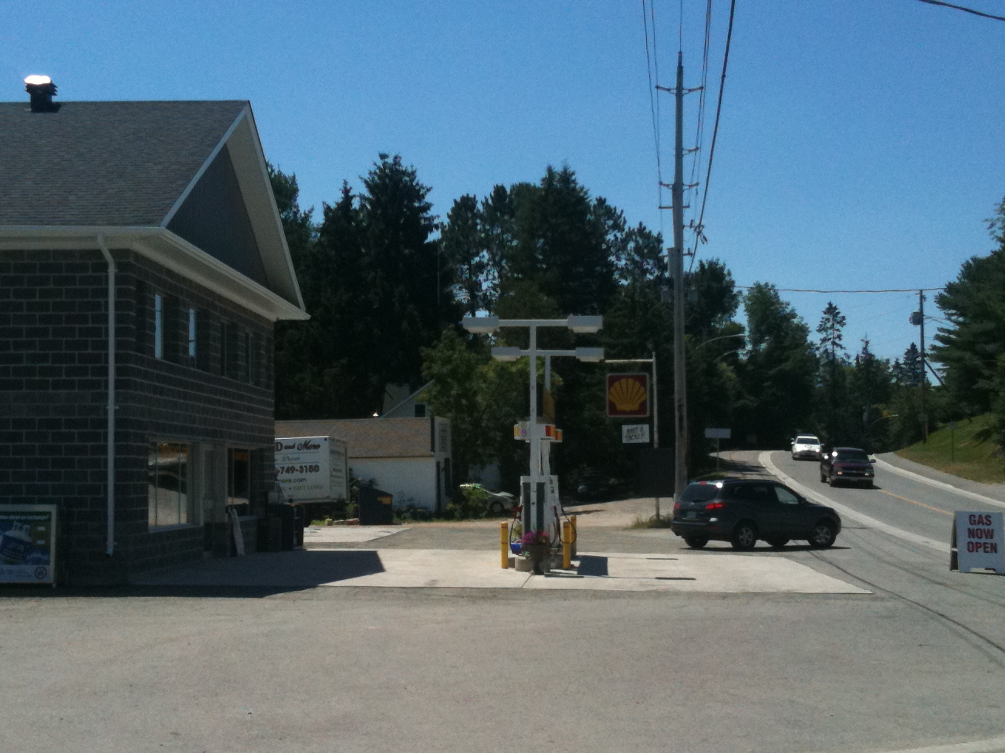 Apsley Shell Gas Station